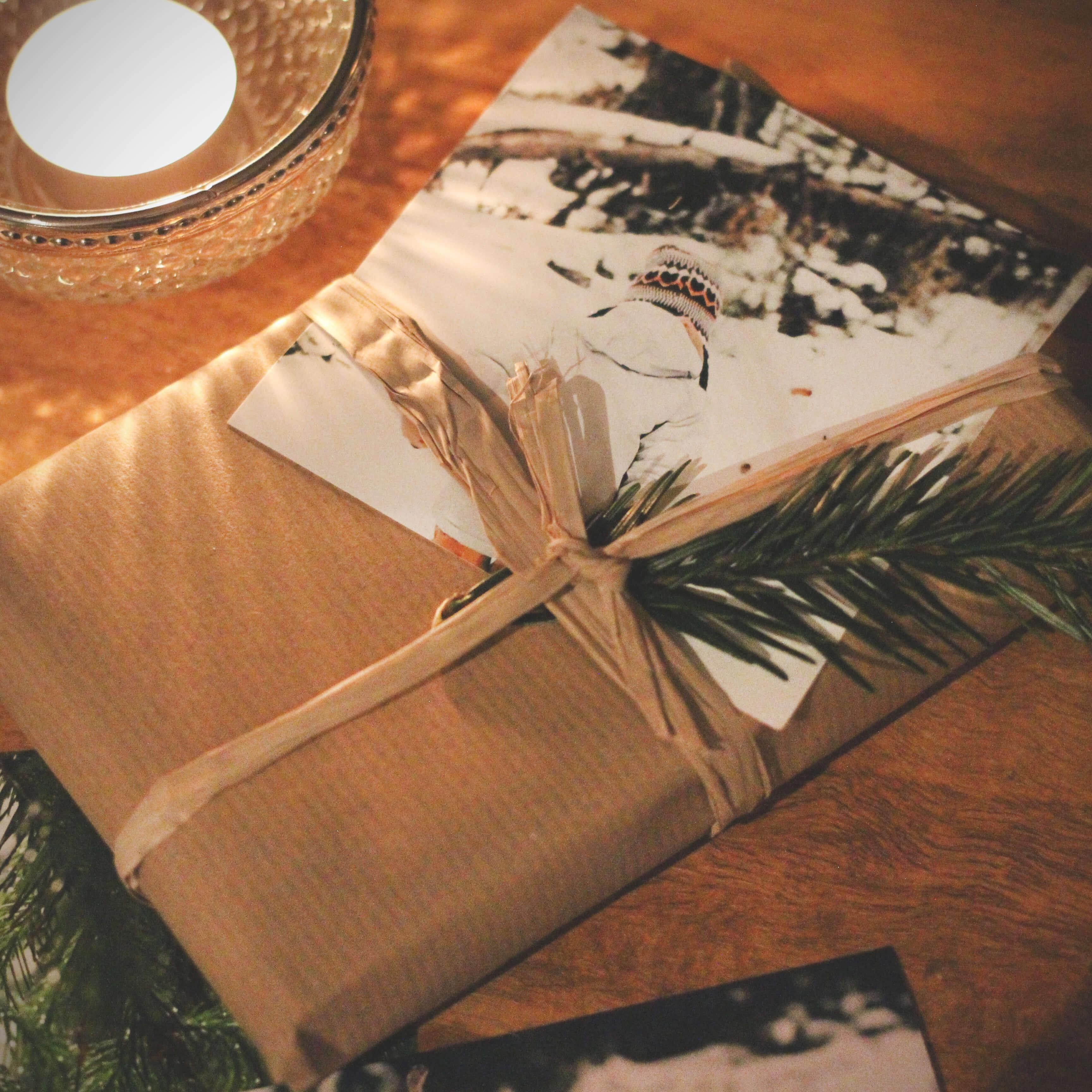 Geschenke verpacken – einfach, schnell und ganz persönlich